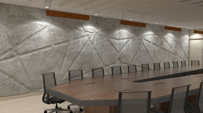 Commercial interior Solution