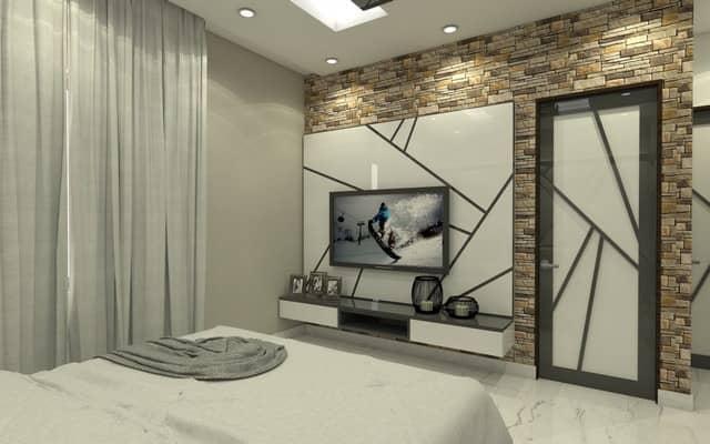 Master Bedroom Interior Solution